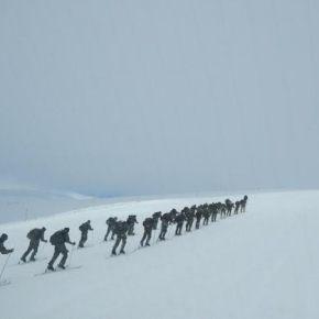 Ορεινή εκπαίδευση των υπαξιωματικών(ΦΩΤΟΓΡΑΦΙΕΣ)