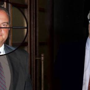 Α.Ρόντος: Ο άνθρωπος που βρίσκεται μέσα σε κάθε βόθρο τώρα διώκεται και γιααπάτη