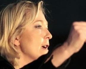 Κερδίζει έδαφος η Μαρί Λεπέν στηΓαλλία