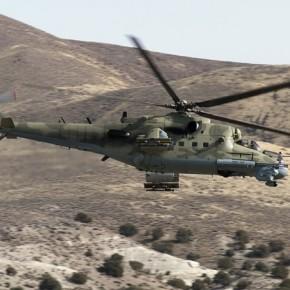 Ρωσικά στρατιωτικά ελικόπτερα «πέταξαν σε περιοχή τηςΚριμαίας»