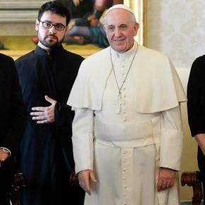 Πάπας Φραγκίσκος στον Αναστασιάδη: «Χαίρομαι για την επανέναρξη των συνομιλιών στηνΚύπρο»