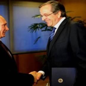 Με παρέμβαση Β.Πούτιν η Gazprom μείωσε την τιμή του φυσικού αερίου προς την Ελλάδα κατά15%