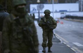 Στρατιωτική επέμβαση της Ρωσίας στην Κριμαία – 2000 στρατιώτες το πρώτο«κύμα»