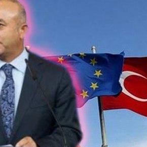 ΜΕΒΛΟΥΤ ΤΣΑΒΟΥΣΟΓΛΟΥ «Τα τουρκικά επίσημη γλώσσα τηςΕΕ»