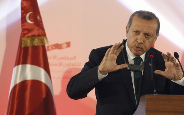 Turkish-Prime-Minister-Recep-Tayyip-Erdogan-speaks-during-a-news-conference-in