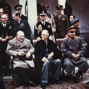 ΓΙΑΛΤΑ 4 Φεβρουαρίου 1945: Όταν οι «μεγάλοι» μοίραζαν τονκόσμο