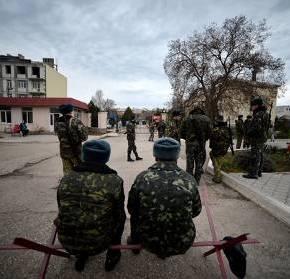 Στα χέρια των Ρώσων η έδρα του Ναυτικού στηΣεβαστούπολη