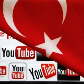 Σε πανικό ο Ερντογάν! Έκλεισε τοYouTube
