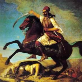 Γ. Καραϊσκάκης: Έτσι «τσάκιζε» τους Τούρκους–«Αν γυρίσω θασας…»