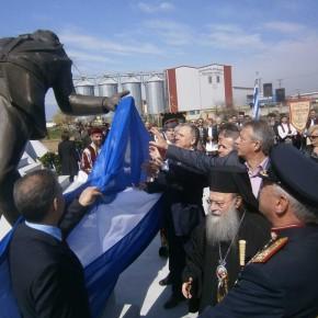 Στιγμές Μεγαλείου ,Μνήμης ,Τιμής αλλά και συγκίνησης στα Αποκαλυπτήρια του μνημείου του Υψώματος 731 !(φωτογραφίες)