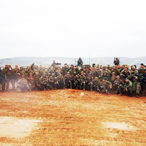 Tά ¨έπαιξαν¨ οι Αμερικανοί με τους Έλληνες Marines … Ospreys ,Harriers αλλά και πυρά στην Άσκηση (δείτε όλα ταvideo)