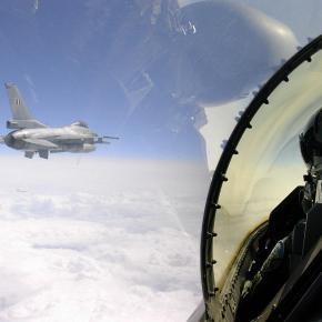 Οι Τούρκοι έστειλαν τα μαχητικά τους να αναχαιτίσουν τα Ελληνικά F-16 την 25η Μαρτίου …Αλλά δεν τα βρήκαν!