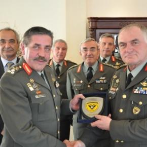 Αποστρατεύθηκε ο τελευταίος διοικητής του Β΄ΣΣ Ανγος Βερίγος Ζαχαρίας. Ευχές από τον σύλλογο υπαλλήλων ΥΕΘΑ ΚεντρικήςΜακεδονίας