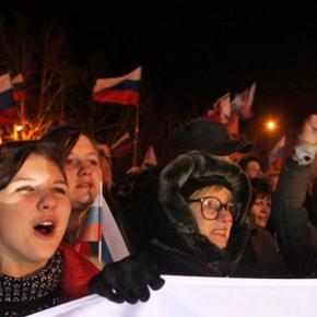 Κριμαία: 93% υπέρ Ρωσίας, δίνουν τα exitpolls…