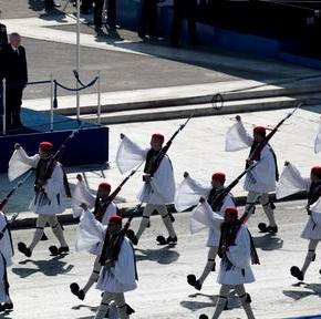 «Ξεχωριστή και σήμερα η σημασία της ΕλληνικήςΕπανάστασης»