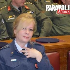 Μία Ταξίαρχος νοσηλευτικής της Πολεμικής Αεροπορίας η νέα Αρχηγός της τάξης των σπουδαστών της Σχολής ΕθνικήςΆμυνας