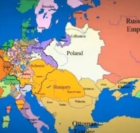 1000 χρόνια αλλαγών στα σύνορα της Ευρώπης – ΕκπληκτικόΒΙΝΤΕΟ