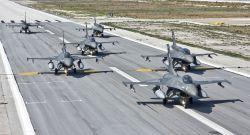 Η Πολεμική Αεροπορία προασπίζει τον εναέριο χώρο τηςΒουλγαρίας