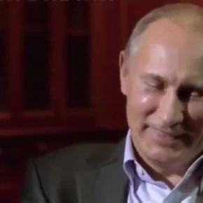 Βίντεο: Δημοσιογράφος λέει ότι το αντιπυραυλικό σύστημα είναι για το Ιράν – Ο Β.Πούτιν «σκάει» σταγέλια