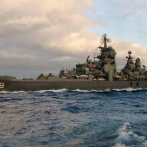 Την μεγαλύτερη και ισχυρότερη αρμάδα μετά το 1990 ανέπτυξε εδώ και λίγες ώρες η Ρωσία στηνΑ.Μεσόγειο
