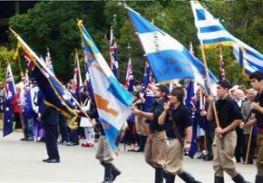Μελβούρνη: Πανηγυρικός εορτασμός της 25ης Μαρτίου από τους Ομογενείς–