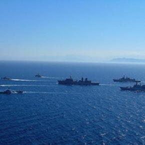Πολεμικό Ναυτικό: Άσκηση με το ΝΑΤΟ στηνΚρήτη