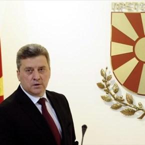 Ιβάνοφ: Καμία αλλαγή του συνταγματικού ονόματος χωρίςδημοψήφισμα