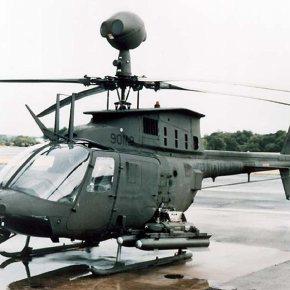 Η προοπτική της «απόκτησης» OH-58D KiowaWarrior