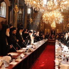 Πατριάρχες, Αγ. Σοφία τζαμί & κρίση ανάμεσα σε Αθήνα καιΜόσχα