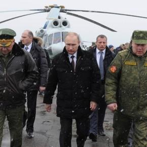 Η Κριμαία δίνει νέα διαπραγματευτικά «όπλα» στονΠούτιν