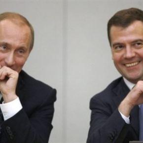 Χαμογελούν στο Κρεμλίνο με τις… κυρώσεις της Δύσης–
