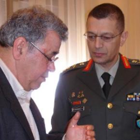 Εθιμοτυπική συνάντηση του Δημάρχου Ρόδου με τον νέο Διοικητή της 95ΑΔΤΕ