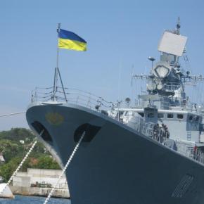 Ο διοικητής του Ουκρανικού Ναυτικού κατηγορείται γιαπροδοσία