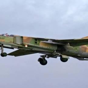 Βίντεο: Τουρκικά F-16 κατέρριψαν το συριακό μαχητικό MiG-23 – Κλιμακώνει η Τουρκία(upd)