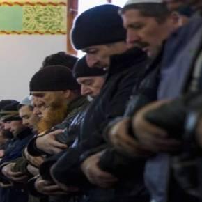 Τατάροι απειλούν με τζιχάντ στην Κριμαία σε περίπτωση προσάρτησης στηΡωσία