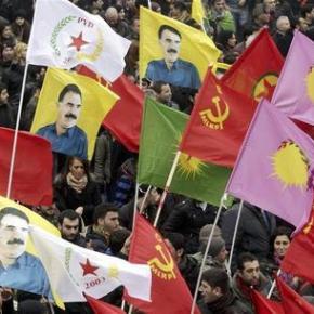 Τουρκία: Επίδειξη δύναμης των Κούρδων στοΝτιγιαρμπακίρ