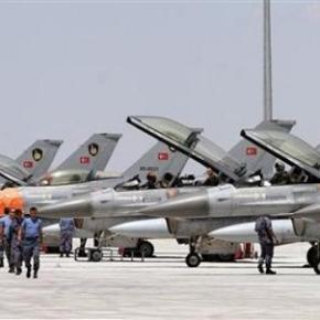 Τουρκία: Νέα αγορά συστημάτων EW για τα F-16 τηςTHK