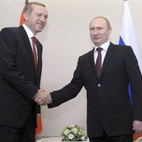 Η ερμηνεία της ευαρέσκειας Πούτιν για τη νίκηΕρντογάν…
