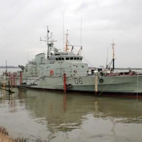 «Πολεμικό» πλοίο «δώρο» στην Κύπρο – Δεν είναι ακριβώς έτσι ταπράγματα