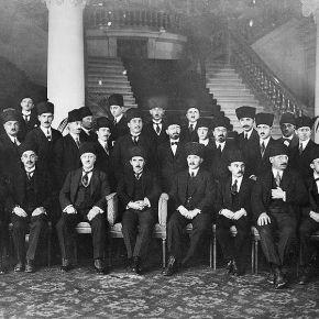 Η Συνθήκη της Λωζάνης(wikipedia)