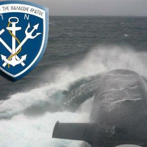Το ΠΝ παίρνει την τύχη στα χέρια του -προβάδισμα 8ετίας έναντι του Τουρκικού Ναυτικού στα Y/B ΑναερόβιαςΠρόωσης