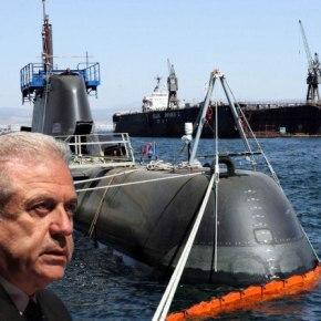 Αβραμόπουλος: Σώζουμε τα υποβρύχια που βρίσκονται σε ομηρία σταΝαυπηγεία