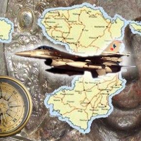 Τουρκικές έρευνες για F – 16 στη Χίο – Ένα προφητικό άρθρο του2012