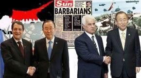 O μύθος της επαναπροσέγγισης ή πως θα χαρίσουν την Κύπρο στηνΤουρκία…