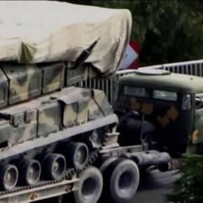 Η Συρία μετακινεί συστήματα ενισχύοντας την αντιαεροπορική άμυνα της στα σύνορα με τηνΤουρκία