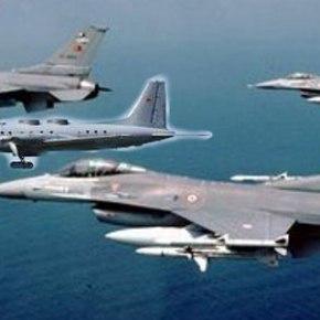 Τουρκικά μαχητικά κατά ρωσικού αεροσκάφουςIl-20
