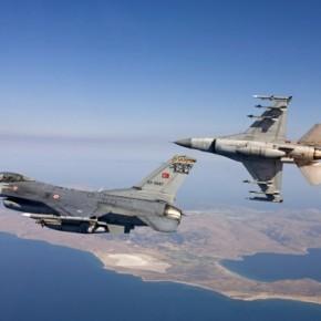 «Κάτι βρήκαμε στη Χίο» λένε για το «χαμένο» F -16 τους οι Τούρκοι που κάτιετοιμάζουν