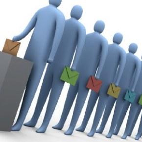 Μπροστά η ΝΔ σε δημοσκόπηση για τις ευρωεκλογές στην Κεντρική Μακεδονία! Σταθερά τρίτο τοΠοτάμι