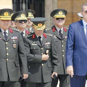 Η ολική επαναφορά των στρατηγών… και η τουρκικήΙστορία
