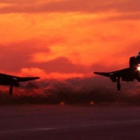 Όλη η πτήση θρίλερ του F – 4 που παραλίγο να οδηγήσει σε τραγωδία! ΕπιβεβαίωσηOnalert
